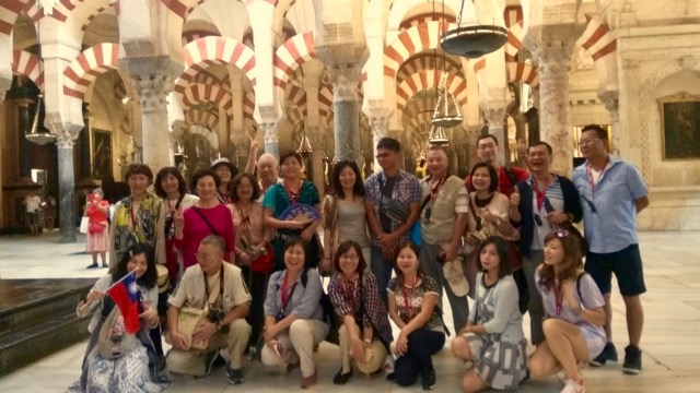 Cordoba tours-lion tours taiwan best-guide